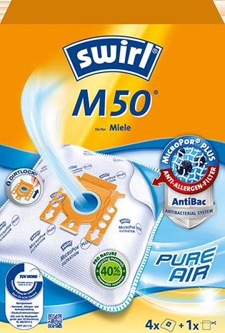MicroPor® Plus stofzuigerzakken met AntiBac