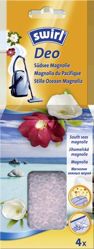 Deoparels met magnoliageur uit de Stille Oceaan