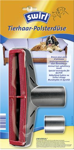 Swirl® bekledingsmondstuk voor huisdierharen
