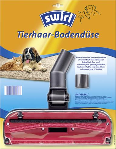 Swirl® vloermondstuk voor huisdierharen