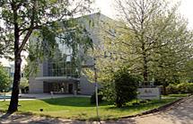 Gebäude: Zentrale der Melitta Unternehmensgruppe.